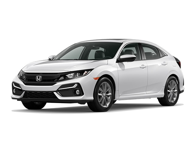 2020 Honda Civic EX-L Hatchback continuously variable automatic