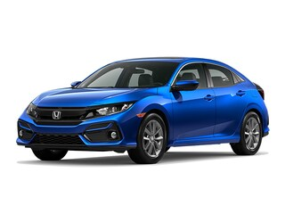 New 2020 Honda Civic EX Hatchback 6529E for Sale in Smithtown, NY, at Nardy Honda Smithtown
