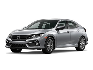 New 2020 Honda Civic EX Hatchback for Sale in Cockeysville, MD, at Anderson Honda