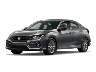 New 2020 Honda Civic EX Hatchback 00H20018 for sale near San Antonio, TX