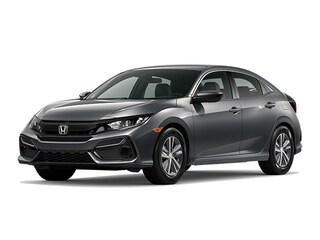 New 2020 Honda Civic LX Hatchback 7717EX for Sale in Smithtown, NY, at Nardy Honda Smithtown