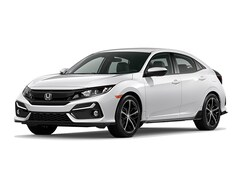2020 Honda Civic Sport Hatchback 6 speed manual