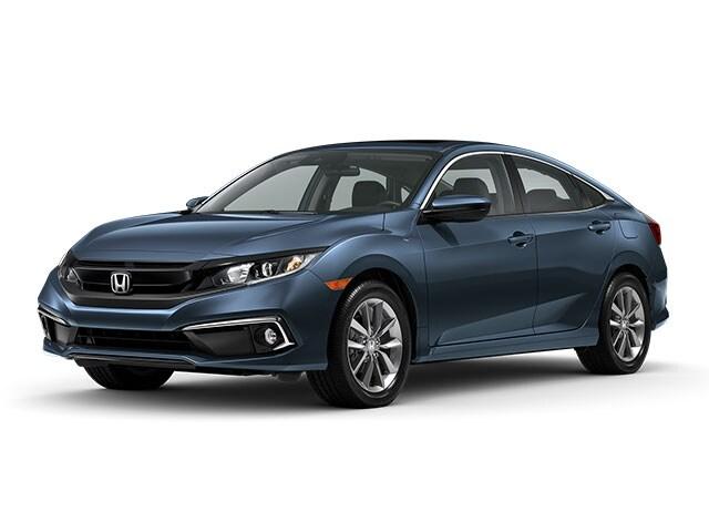 New 2020 Honda Civic EX Sedan for sale in Las Vegas