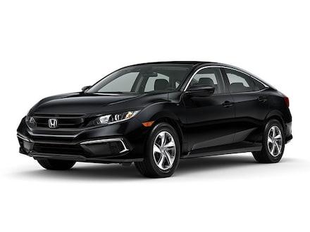 Featured New 2020 Honda Civic LX Sedan for sale in Medina, OH