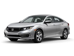 New 2020 Honda Civic LX Sedan Ames IA