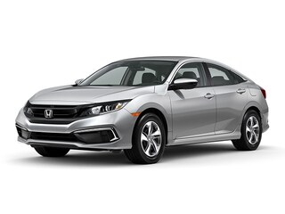 New 2020 Honda Civic LX Sedan for sale near you in Burlington MA
