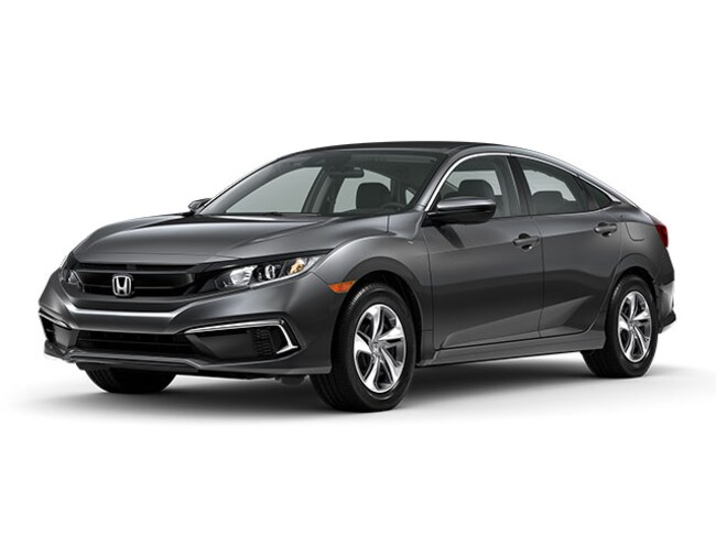 New 2020 Honda Civic LX Sedan in San Jose