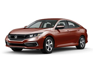 New Honda 2020 Honda Civic LX Sedan 2HGFC2F66LH593311 Helena, MT