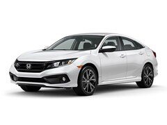 New 2020 Honda Civic Sport Sedan 2HGFC2F8XLH523165 in Nampa at Tom Scott Honda