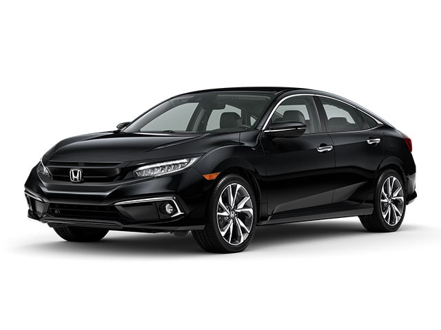 New 2020 Honda Civic Touring Sedan 19XFC1F97LE202259 in West Simsbury
