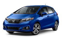 New 2020 Honda Fit EX Hatchback 3HGGK5H81LM730342 in Nampa at Tom Scott Honda