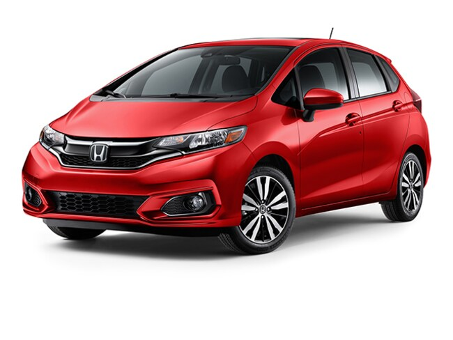 New 2020 Honda Fit EX Hatchback in San Jose