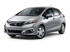 New 2020 Honda Fit LX Hatchback 3HGGK5H40LM727493 in Nampa at Tom Scott Honda