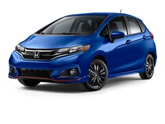 2020 Honda Fit Sport Hatchback continuously variable automatic