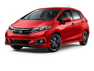 2020 Honda Fit Sport Hatchback