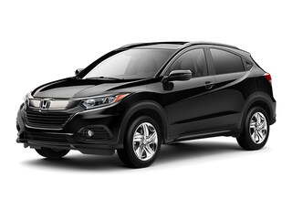 New 2020 Honda HR-V EX 2WD SUV near Harlingen, TX