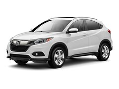 New 2020 Honda HR-V EX 2WD SUV 20405 for Sale near Chatam, IL, at Honda of Illinois
