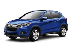 New 2020 Honda HR-V EX AWD SUV 20107 for Sale near Chatam, IL, at Honda of Illinois