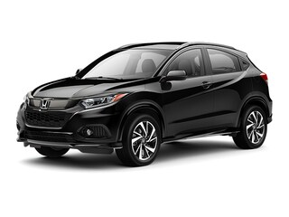 New 2020 Honda HR-V Sport 2WD SUV near Harlingen, TX