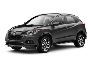 New 2020 Honda HR-V Sport 2WD SUV in Orange County