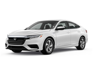2020 Honda Insight Sedan Platinum White Pearl