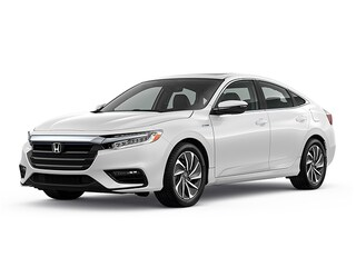 New 2020 Honda Insight Touring CVT Sedan for sale near you in Sandy UT