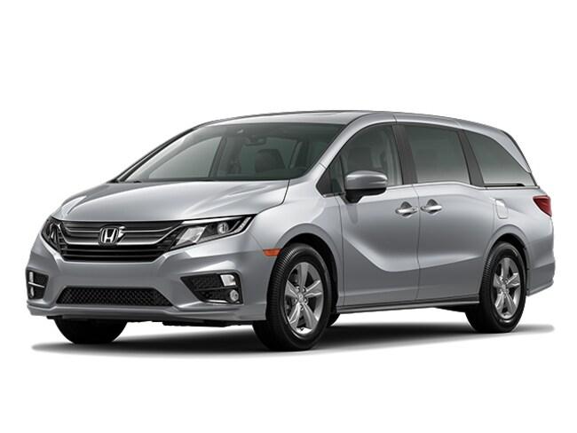 New 2020 Honda Odyssey EX-L Van for sale in Houston
