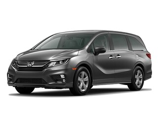 New 2020 Honda Odyssey EX-L Van 5FNRL6H74LB000687 for Sale in St. Louis