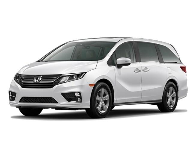 2020 Honda Odyssey EX-L Van for sale in Logan, Utah at Young Honda
