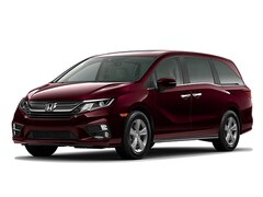 New 2020 Honda Odyssey EX-L w/Navi & RES Van 20013 for Sale in Springfield, IL, at Honda of Illinois