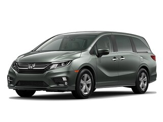 New 2020 Honda Odyssey EX-L w/Navi & RES Van 00H20042 for sale near San Antonio, TX