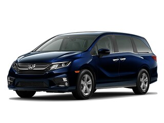 New 2020 Honda Odyssey EX-L w/Navi & RES Van 00H20062 for sale near San Antonio, TX