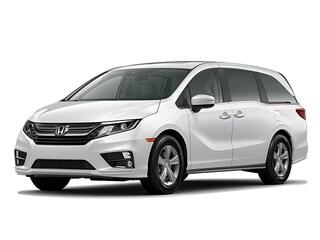 New 2020 Honda Odyssey EX-L w/Navi & RES Van 00H20029 for sale near San Antonio, TX