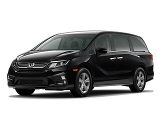 New 2020 Honda Odyssey EX Van 7703E for Sale in Smithtown, NY, at Nardy Honda Smithtown