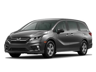 New 2020 Honda Odyssey EX Van 7680E for Sale in Smithtown, NY, at Nardy Honda Smithtown