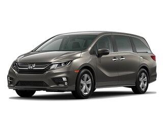 New 2020 Honda Odyssey EX Van for sale in Stockton, CA at Stockton Honda