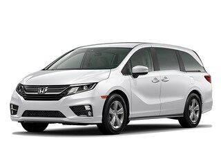 New 2020 Honda Odyssey EX Van 5FNRL6H55LB013513 for sale in Chicago, IL