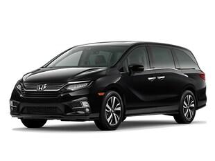 2020 Honda Odyssey Elite Passenger Van