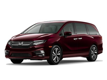 2020 Honda Odyssey Elite Auto Mini-van, Passenger