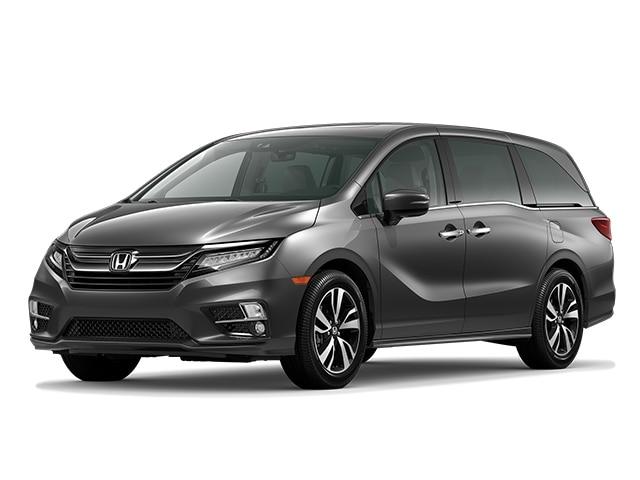 2020 Honda Odyssey Elite Van