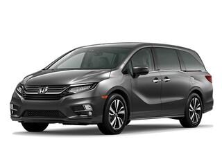 New 2020 Honda Odyssey Elite Van for sale near you in Westborough, MA