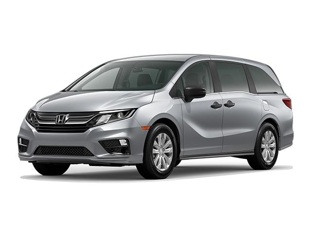 2020 Honda Odyssey Van Passenger Van