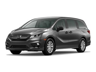 New 2020 Honda Odyssey LX Van for sale near you in Boston, MA