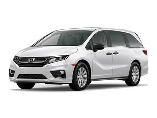 New 2020 Honda Odyssey LX Van Great Falls, MT