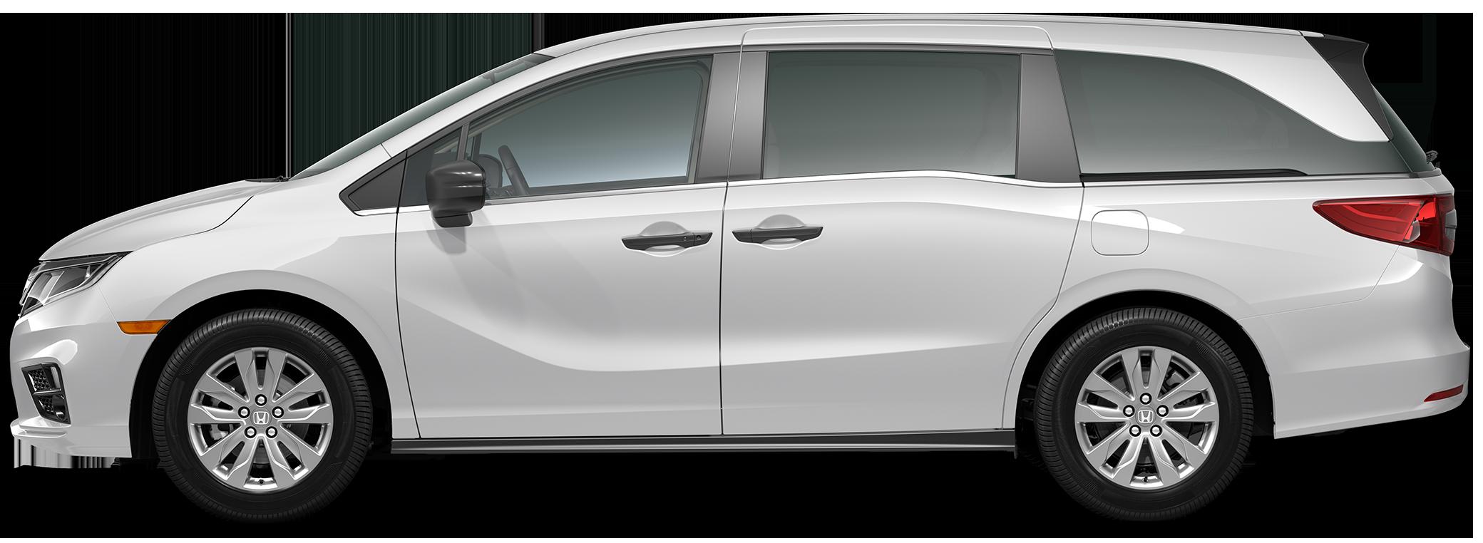 2020 Honda Odyssey Van LX