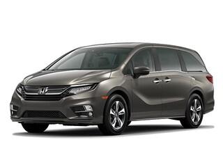 New 2020 Honda Odyssey Touring Van 5FNRL6H88LB012625 in Port Huron, MI