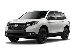 2020 Honda Passport SUV Platinum White Pearl