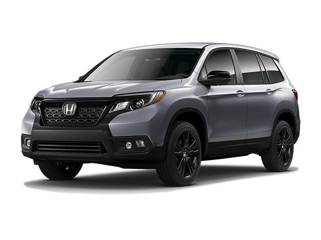 2020 Honda Passport Interior And Exterior Color Options
