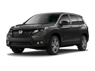 New 2020 Honda Passport EX-L SUV