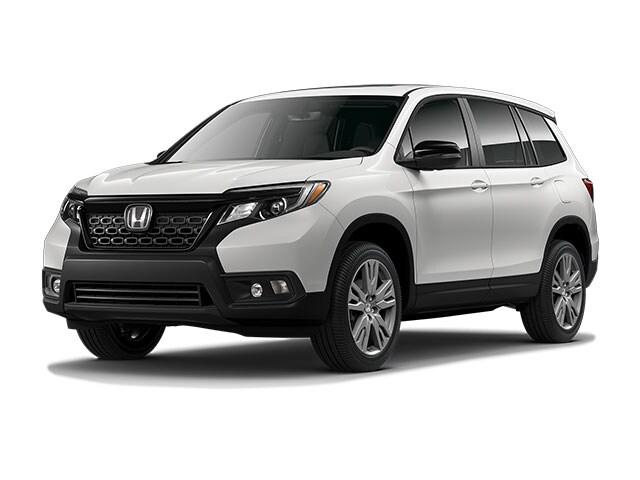 New 2020 Honda Passport Ex L Fwd For Sale In Houston Tx Vin